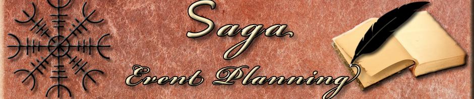 Saga Event Planning