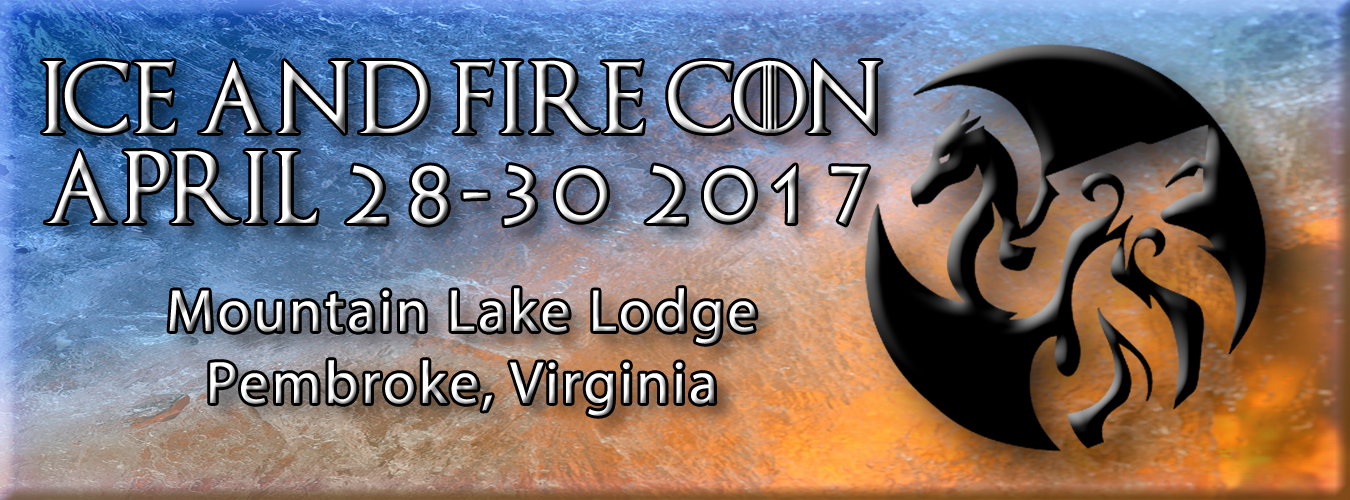 Saga Event Planning Ice and Fire Con 2017